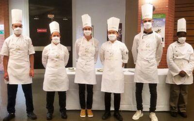Au Championnat de France des Desserts